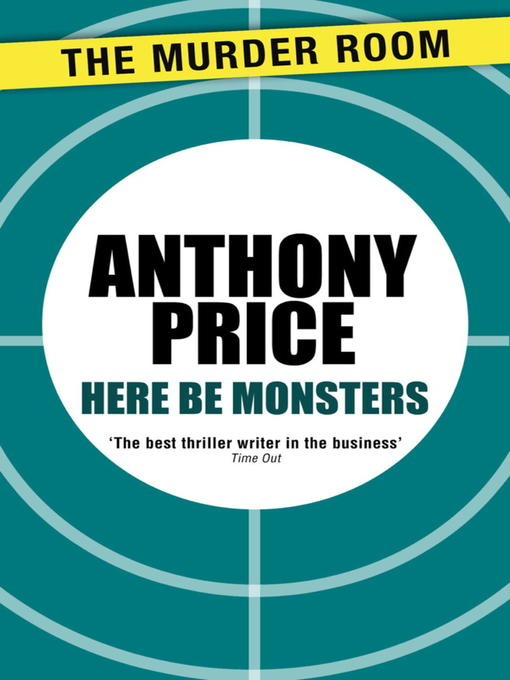Here Be Monsters (eBook): Dr David Audley Series, Book 15