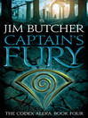 Captain's Fury (eBook): Codex Alera Series, Book 4