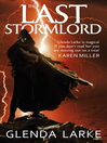 The Last Stormlord (eBook): Stormlord Series, Book 1
