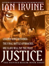 Justice (eBook): Tainted Realm: Book 3
