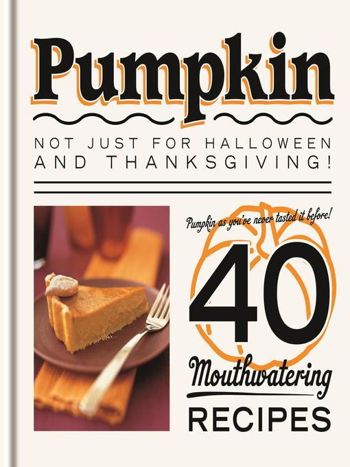 Pumpkin (eBook)
