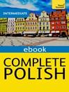 Complete Polish (eBook): Teach Yourself eBook ePub