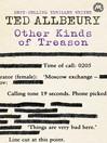 Other Kinds of Treason (eBook)
