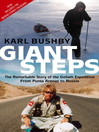 Giant Steps (eBook): The Remarkable Story of the Goliath Expedition: From Punta Arenas to Russia
