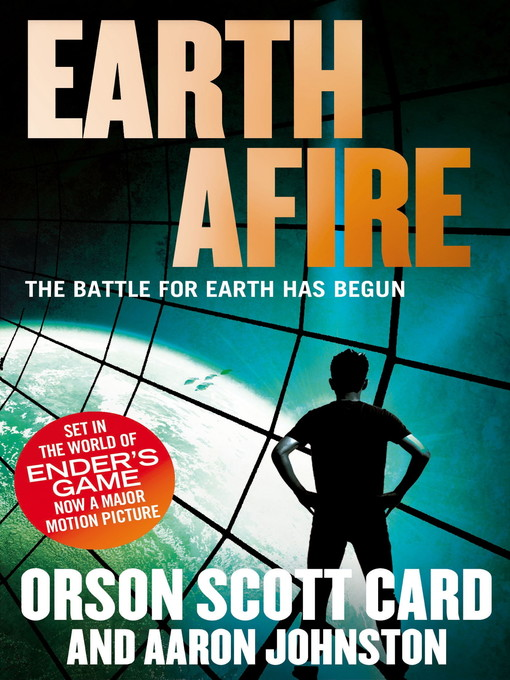 Earth Afire (eBook): Ender Wiggin: First Formic War Series, Book 2