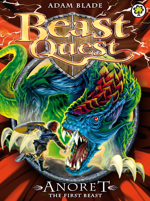 Anoret the First Beast (eBook): Beast Quest: Special Edition Series, Book 13