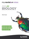 AQA A2 Biology eBook ePub (eBook)