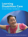 Learning Disabilities Care  a Care Worker Handbook (eBook)