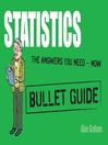 Statistics (eBook)