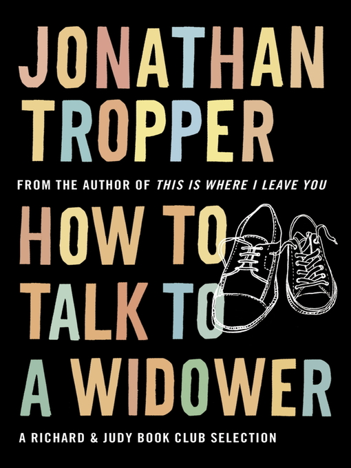 How to Talk to a Widower (eBook)