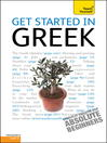 Get Started in Greek (eBook)