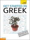 Get Started in Greek (eBook)