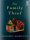 The Family Thief (eBook)