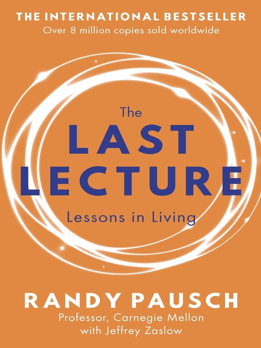 The Last Lecture (eBook)
