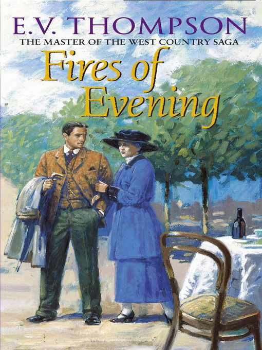 Fires of Evening (eBook)