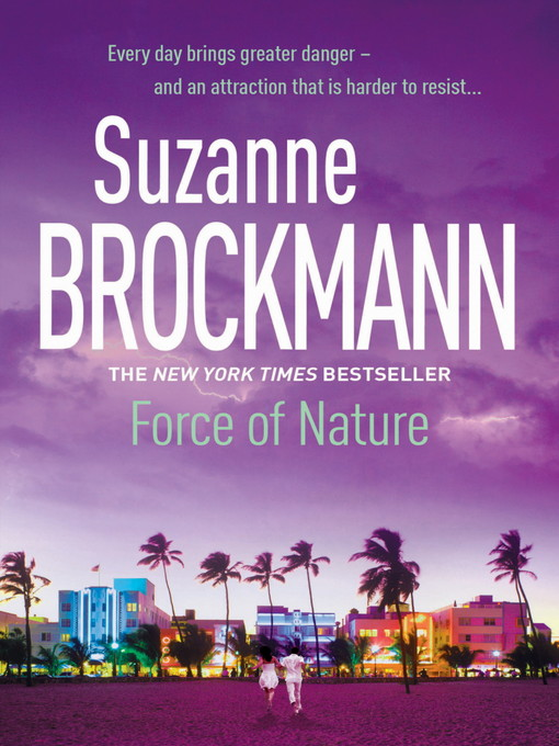 Force of Nature (eBook): Troubleshooters Series, Book 11