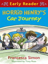 Horrid Henry's Car Journey (eBook)