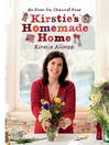 Kirstie's Homemade Home (eBook)