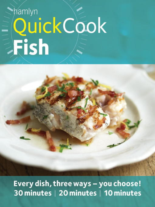 Fish (eBook): Easy Recipes from Spicy Salmon to Simple Soup