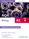 AQA A2 Biology Student Unit Guide New Edition (eBook): Unit 4 Populations and Environment