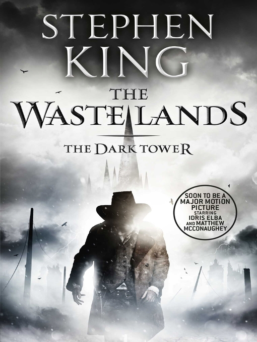 The Waste Lands (eBook): The Dark Tower Series, Book 3