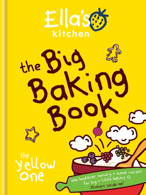 Ella's Kitchen (eBook): The Big Baking Book