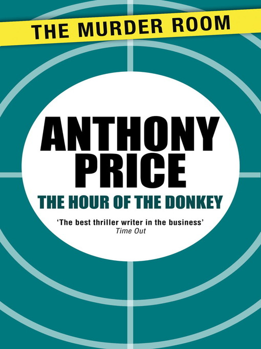The Hour of the Donkey (eBook): Dr David Audley Series, Book 10