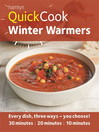 Hamlyn Quickcook (eBook): Winter Warmers