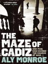 The Maze of Cadiz (eBook): Peter Cotton Series, Book 1