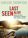 Last Seen Alive (eBook)