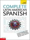 Complete Latin American Spanish (eBook)