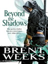Beyond the Shadows (eBook): Night Angel Trilogy, Book 3