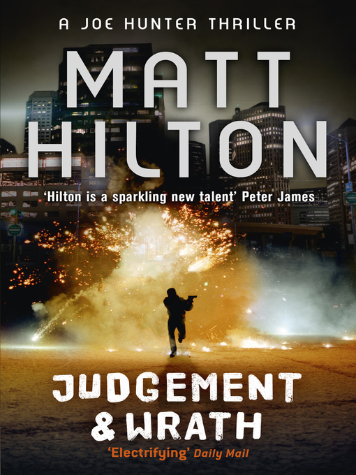 Judgement and Wrath (eBook): Joe Hunter Thriller Series, Book 2