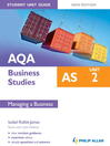 AQA AS Business Studies Student Unit Guide (eBook): Unit 2 New Edition Managing a Business