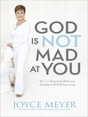 God Is Not Mad At You (eBook)