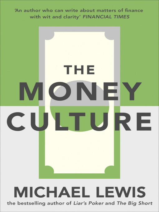 The Money Culture (eBook)