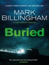 Buried (eBook): Tom Thorne Series, Book 6