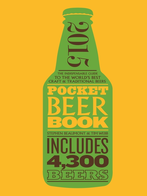 Pocket Beer 2015 (eBook): The Indispensable Guide to the World's Best Craft & Traditional Beers