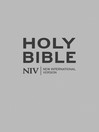 NIV Bible eBook (eBook)
