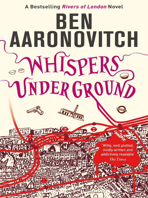 Whispers Under Ground (eBook): Rivers of London Series, Book 3