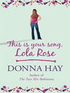 This is Your Song, Lola Rose (eBook)