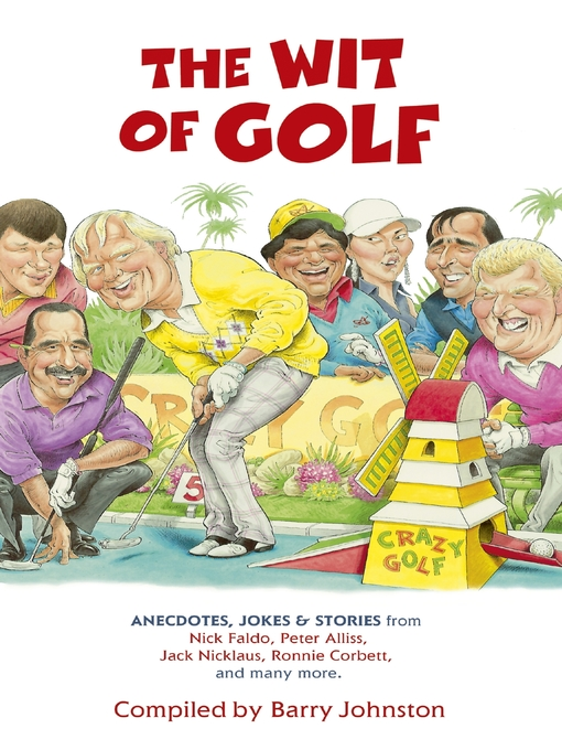The Wit of Golf (eBook)