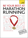 Be Your Best at Marathon Running (eBook)