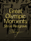 Great Olympic Moments (eBook)