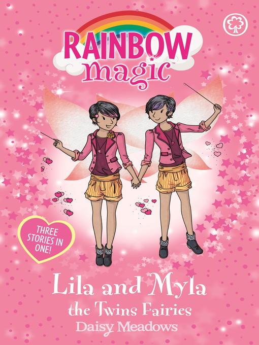 Lila and Myla the Twins Fairies (eBook)