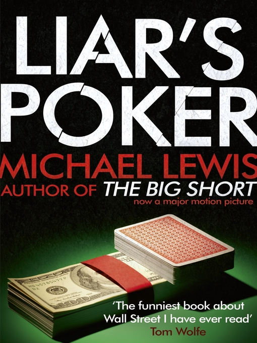 Liar's Poker (eBook)