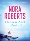 Heaven and Earth (eBook): Three Sisters Island Trilogy, Book 2