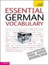 Essential German Vocabulary (eBook)
