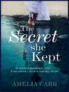 The Secret She Kept (eBook)