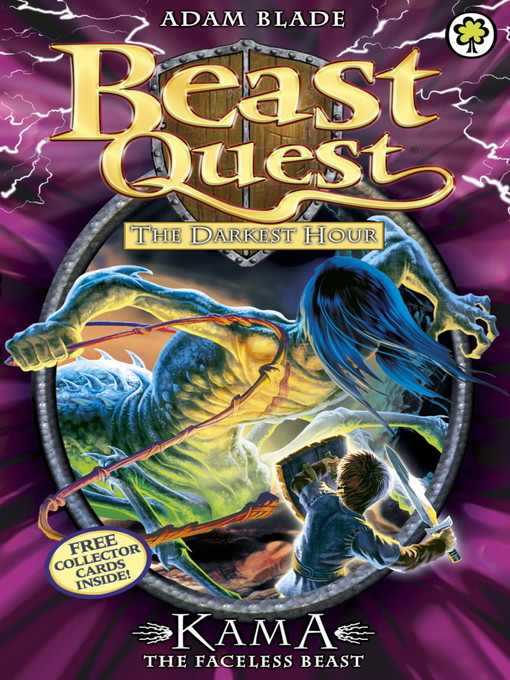 Kama the Faceless Beast (eBook): Beast Quest: The Darkest Hour Series, Book 6